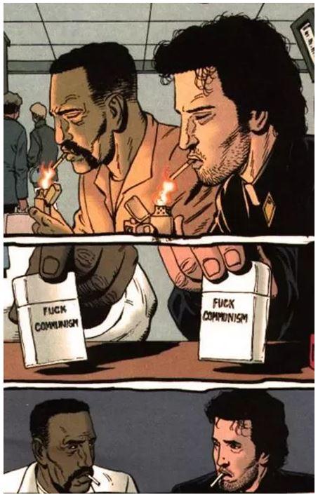 fuck communism