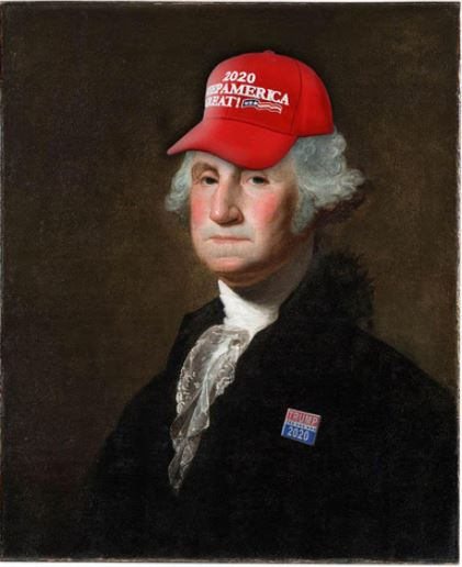 george washington 2020
