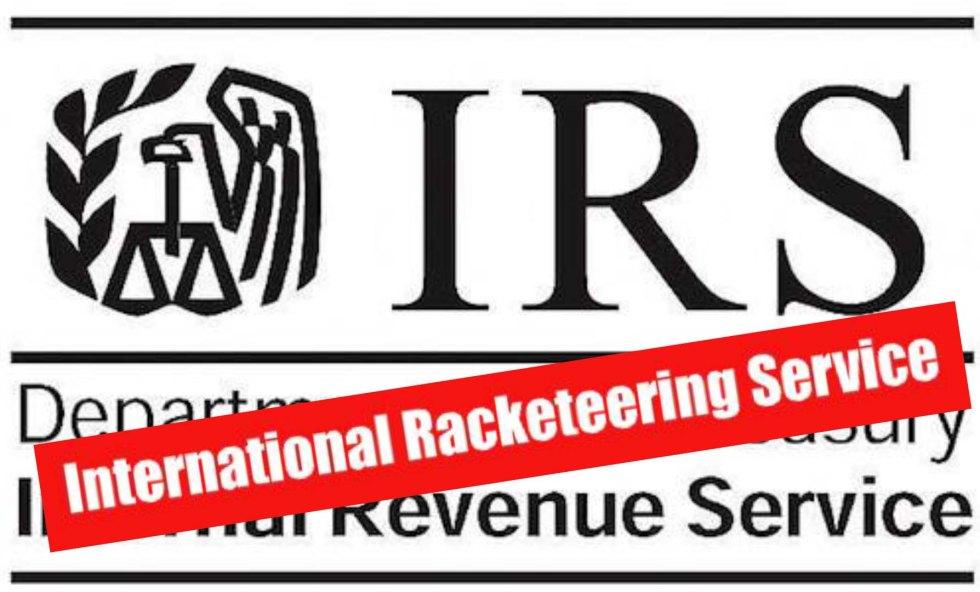 irs rackeetering