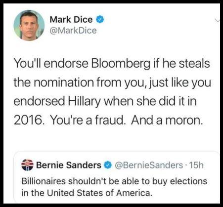 mark dice sanders