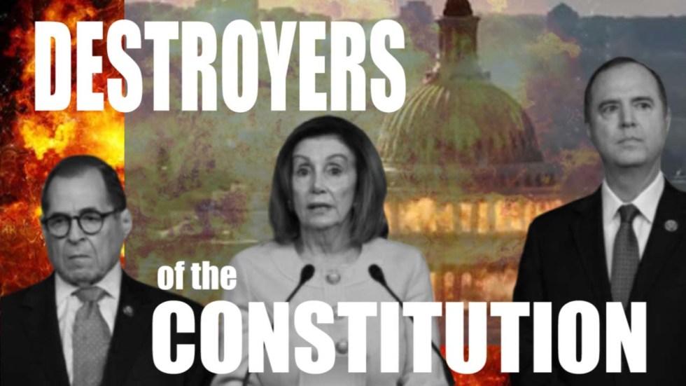 pelosi schiff nadler constitution