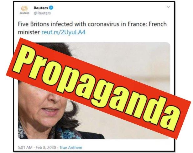 reuters propaganda