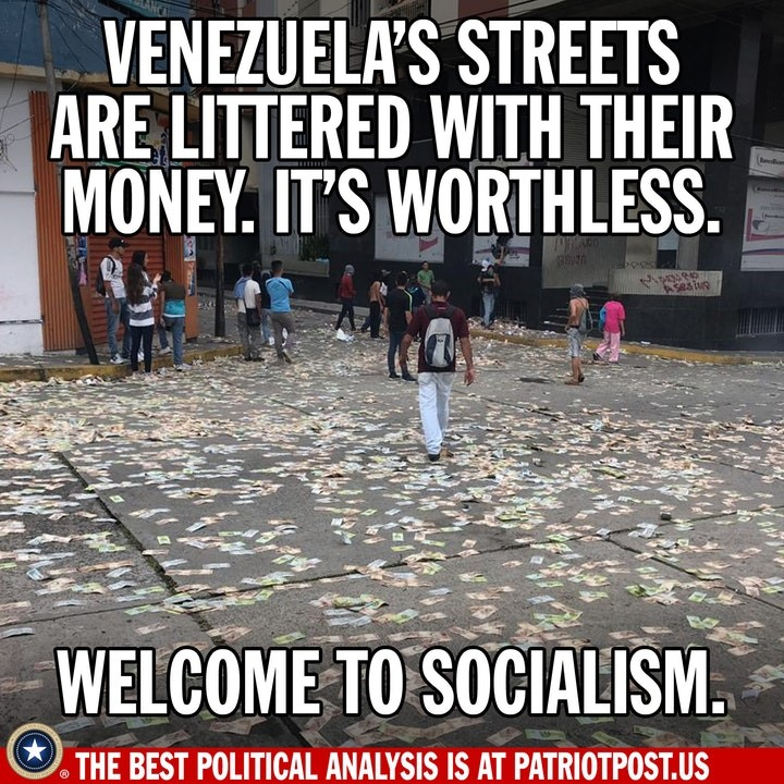 socialism streets