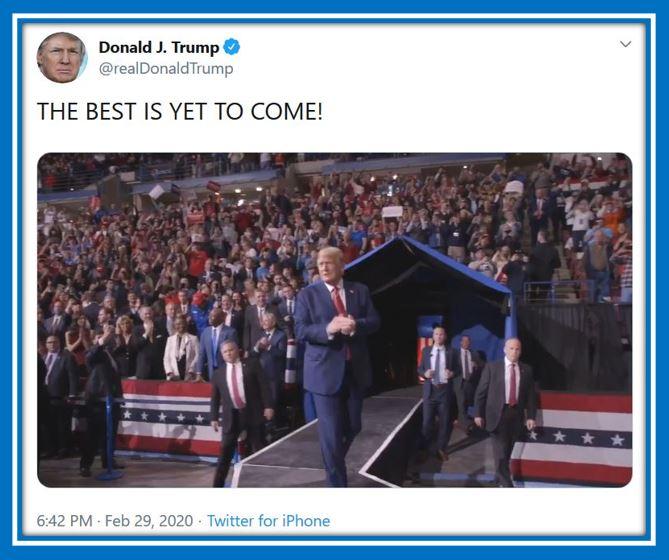best come trump