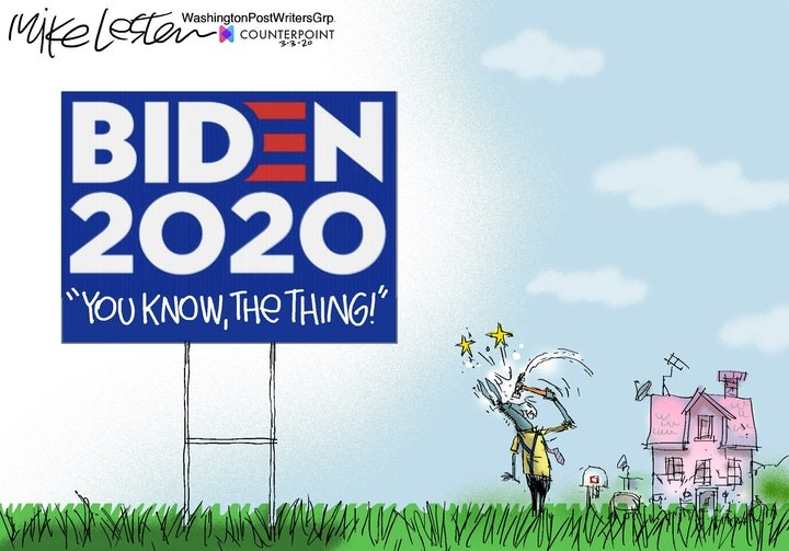 biden the thing 2020