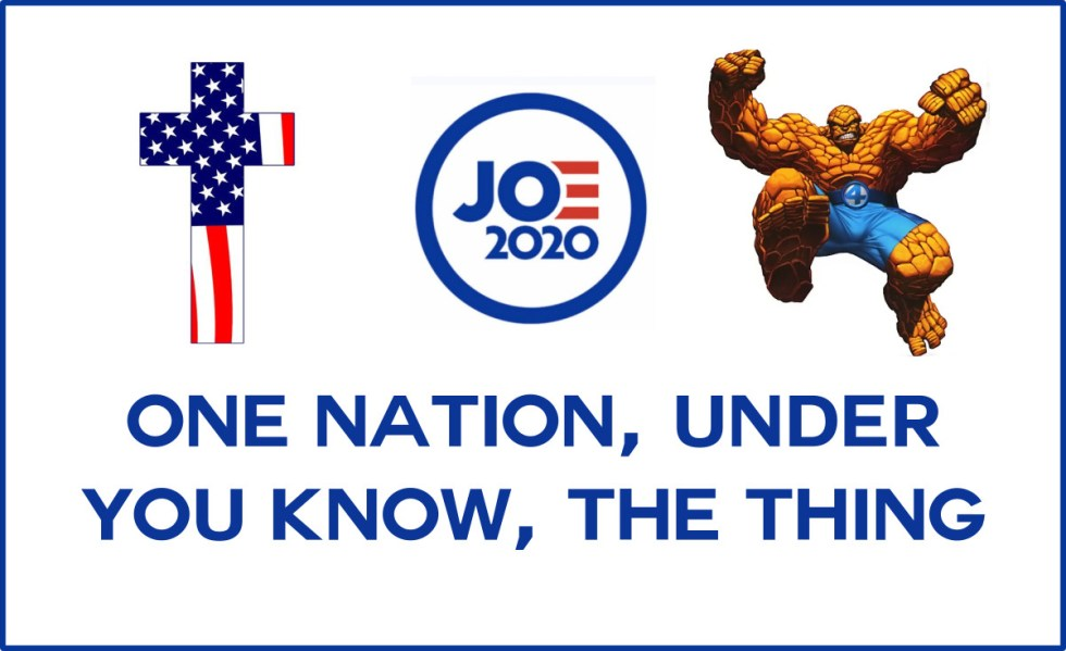 biden the thing one nation