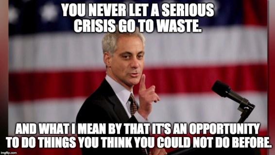 crisis waste