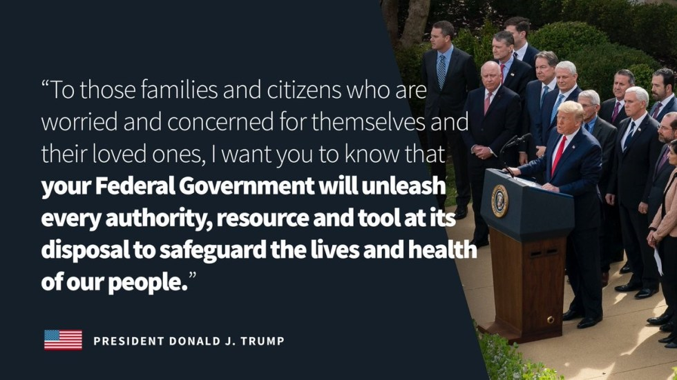 federal government protects