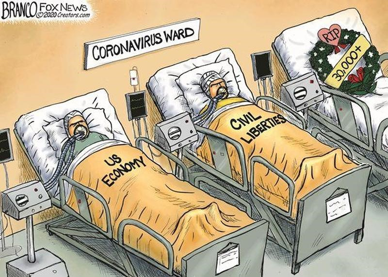 Branco coronavirus ward