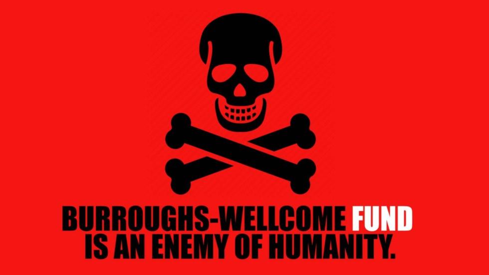 burroughs fund enemy