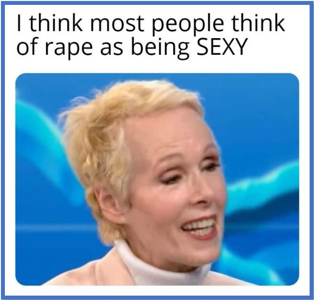 carroll rape