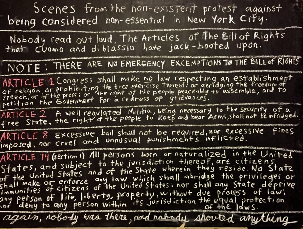 chalk rights