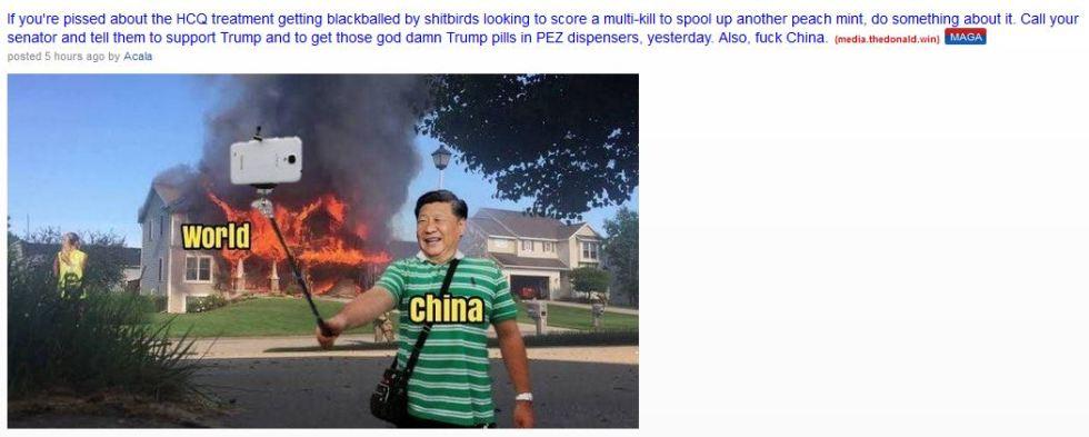 china world