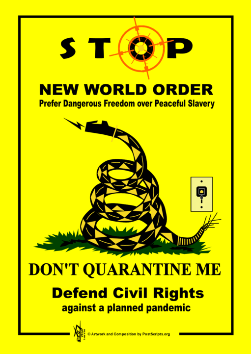 civil rights tread quarantine