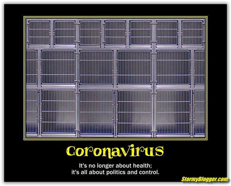 coronavirus cage