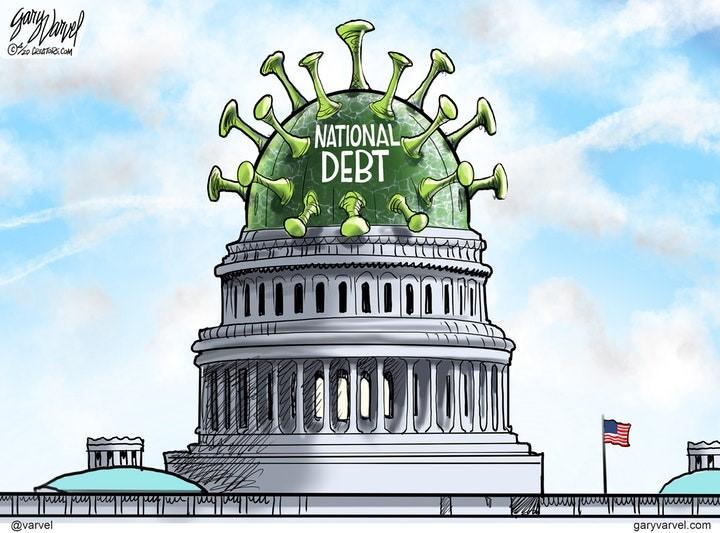 debt coronavirus