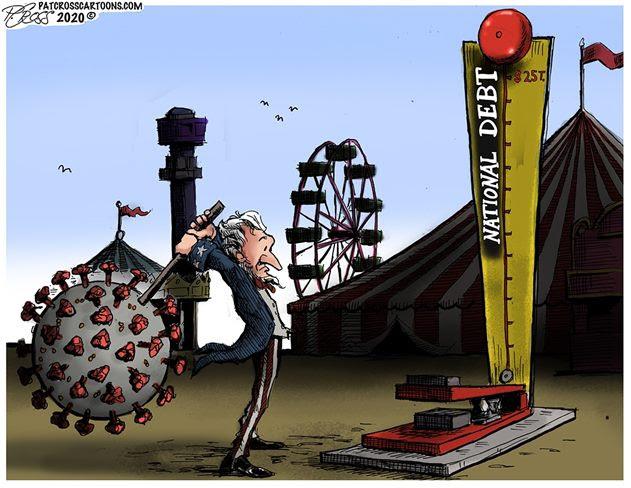 debt financial corona