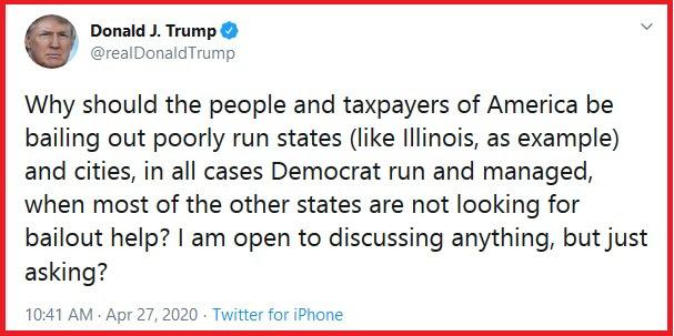 democrat states