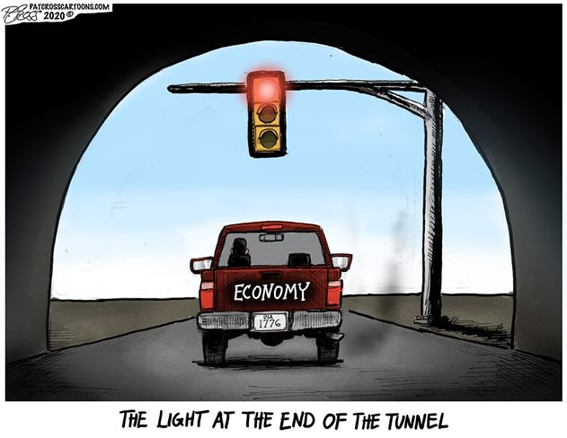 economy light tunnel