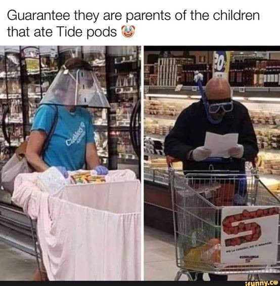 tide pod parents