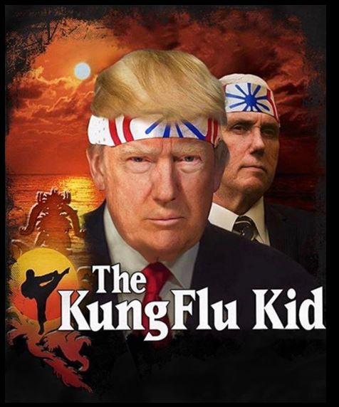 trump coronavirus kung flu