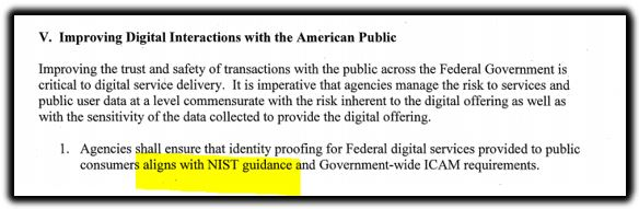 NIST guidelines