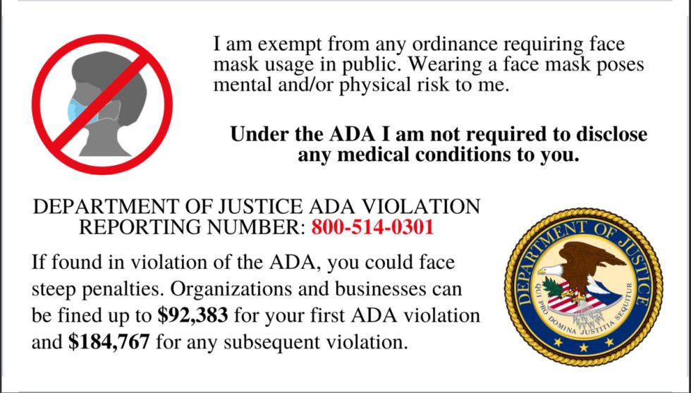 ada notice