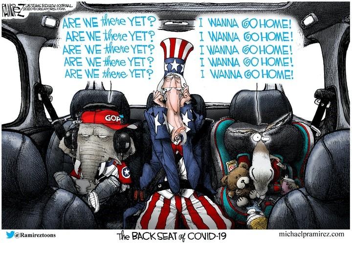 democrats republicans corona