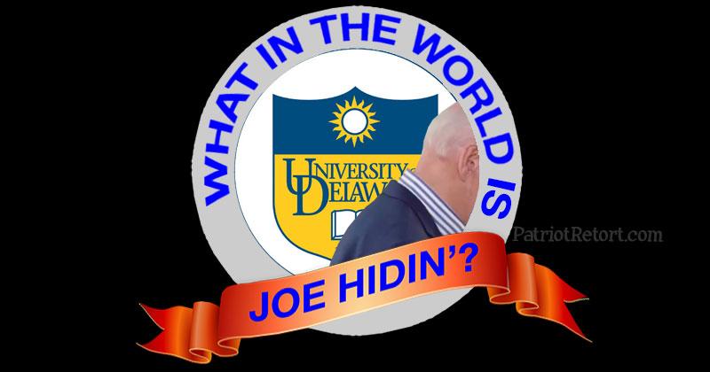 joe biden delaware university