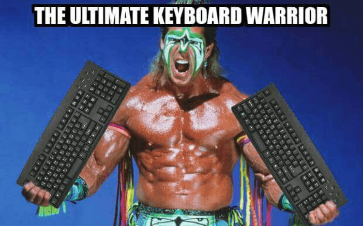 keyboard warrior 1