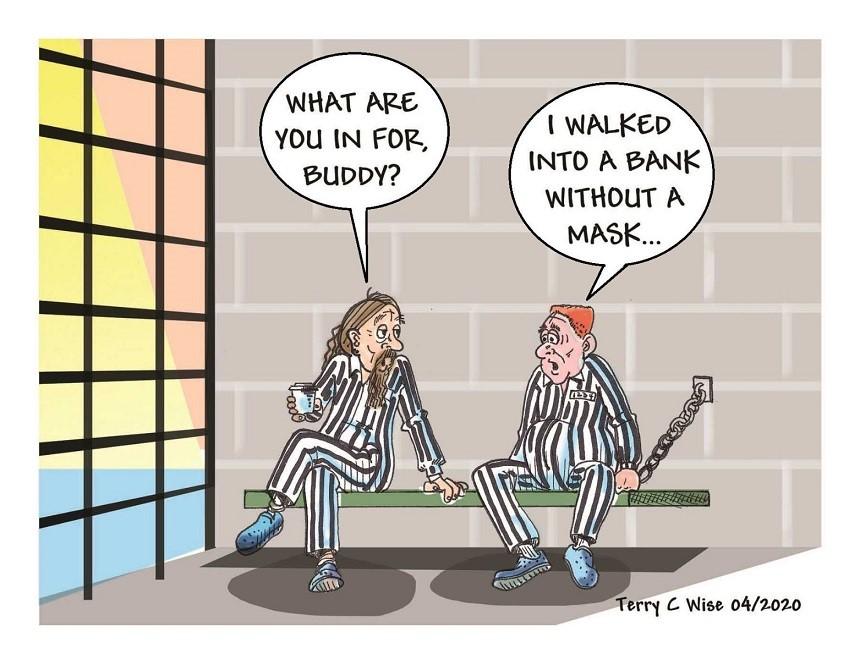 mask jail