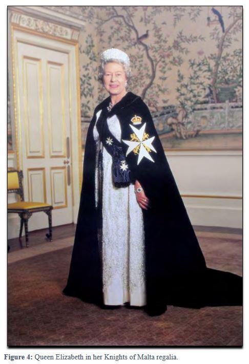queen knights malta