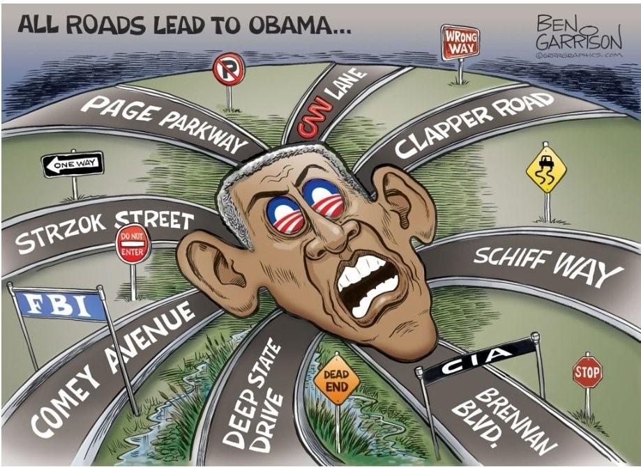 roads obama garrison