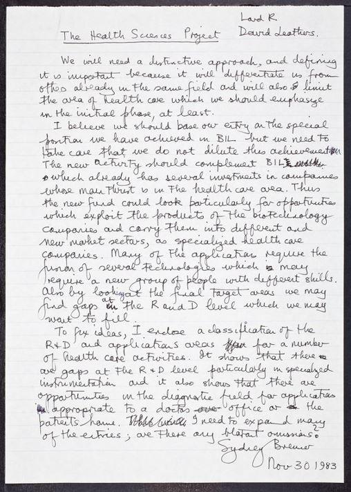 rothschild letter 11