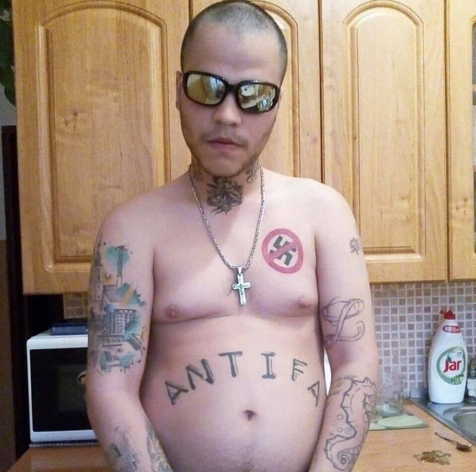 antifa fighter 2