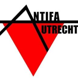 antifa red triangle