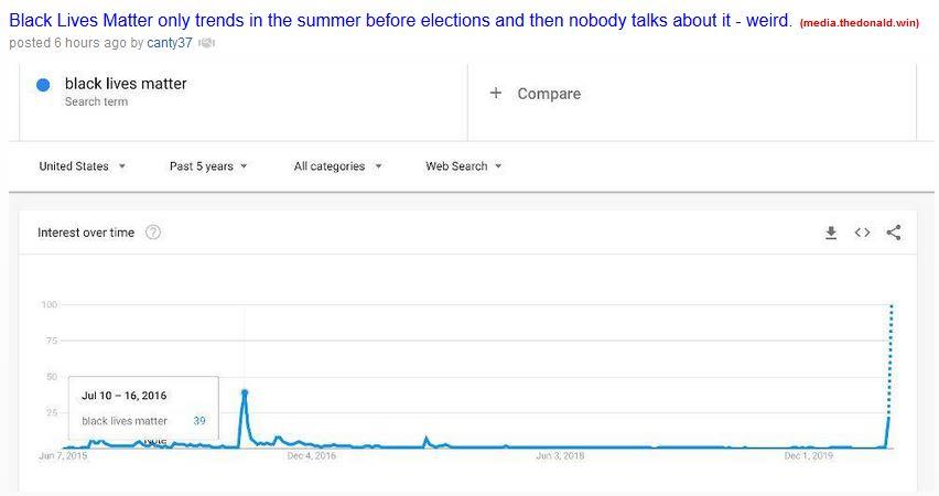 blm summer trends