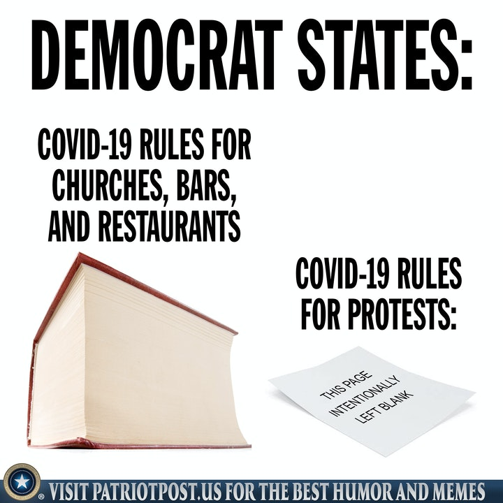 democrat corona