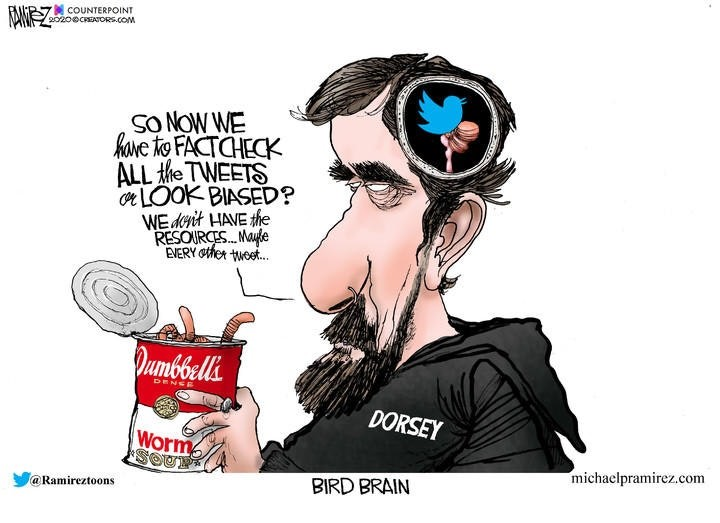 dorsey bias twitter