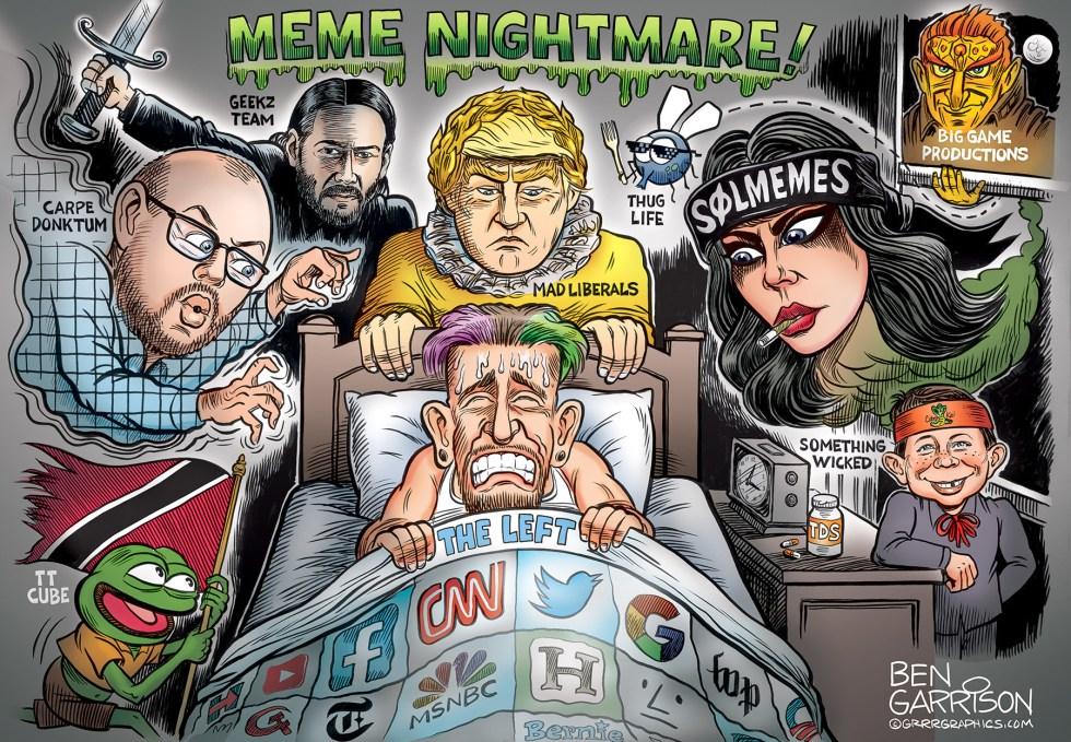 meme nightmare garrison