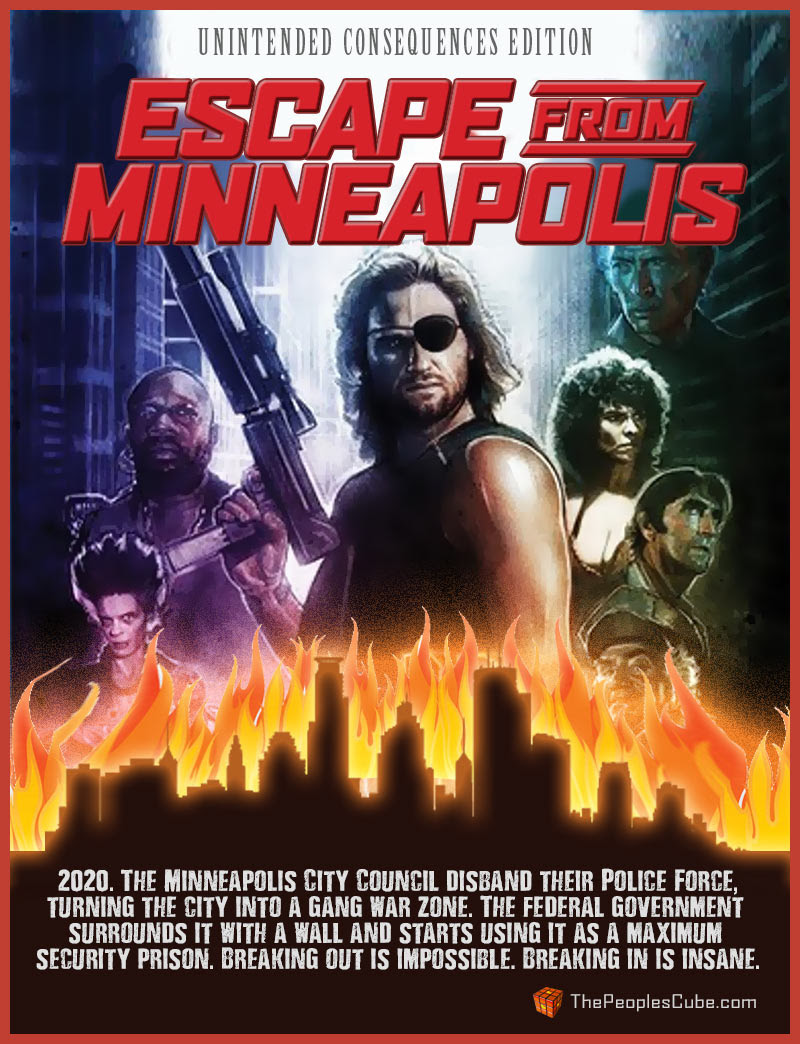 minneapolis riot