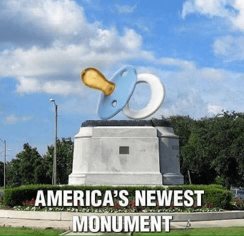 pacifer monument