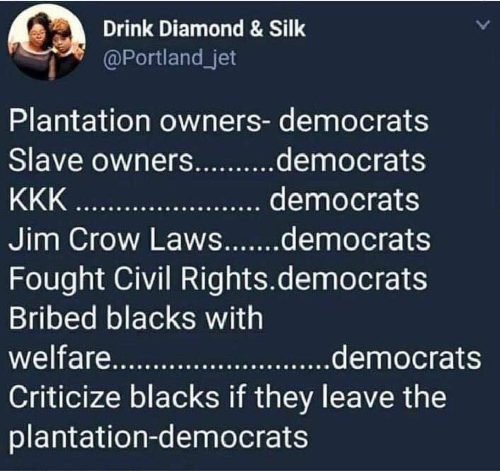 plantation democrat