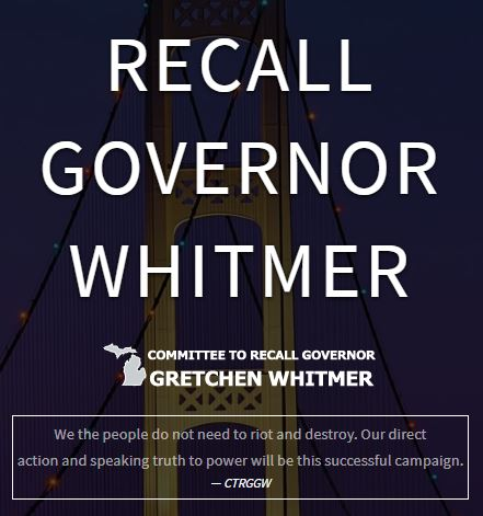 recall whitmer