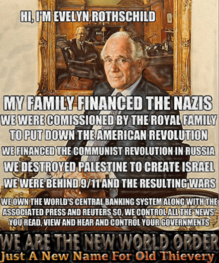 rothschild world order