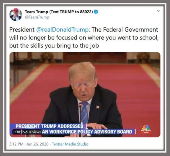 skills to job