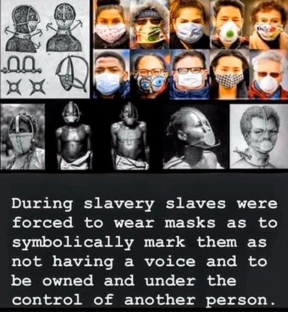 slave masks