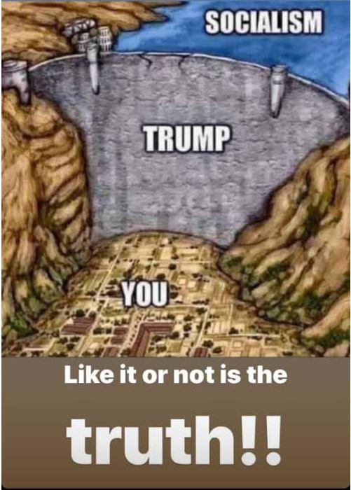 socialism dam