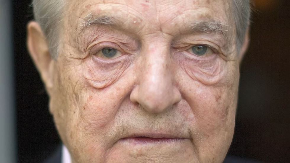 soros george close up