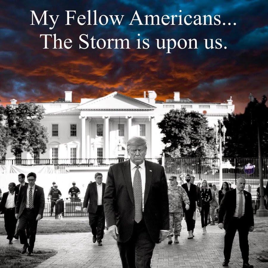 storm trump